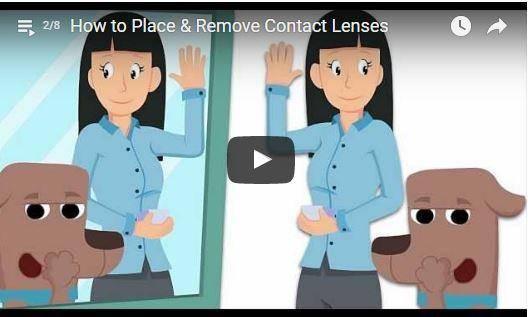How To Place And Remove Contacts Parker CO