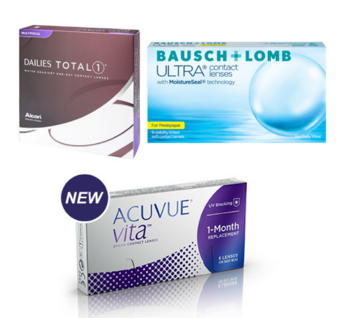 new-arrivals--contact-lenses for Presbyopia